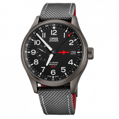 01 748 7710 4284-SET   Oris Big Crown Propilot GMT Rega Limited Edition 45 mm watch   Buy Now