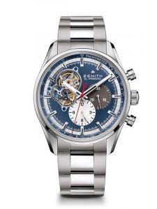 Zenith El Primero Open 03.2040.4061/52.M2040. Watches of Mayfair
