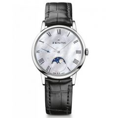 Zenith Lady Moonphase 03.2320.692/81.C714. Watches of Mayfair London