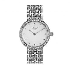 105911-1001 | Chopard Classique Ladies White Gold 21.7 mm watch. Buy Online