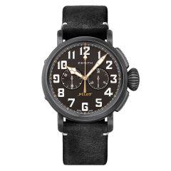 11.2432.4069/21.C900 | Zenith Pilot Type 20 Chronograph Ton-Up watch.