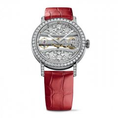 B113/03651 - 113.000.69/0F06 DG99G | Corum Golden Bridge Round 39mm watch.