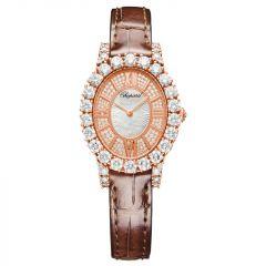 139384-5101 | Chopard L'Heure Du Diamant Oval 34.2 x 29.4 mm watch