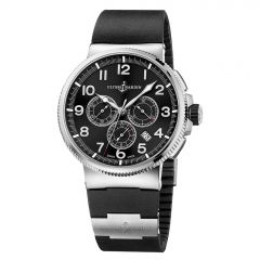1503-150-3/62   Ulysse Nardin Marine Chronograph Manufacture 43 mm watch. Buy Online