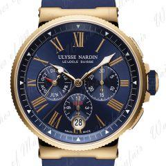 Ulysse Nardin Marine Chronograph Annual Calendar 1532-150-3/43