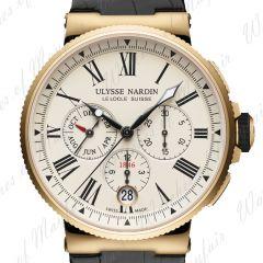 Ulysse Nardin Marine Chronograph Annual Calendar 1532-150/40