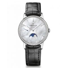 Zenith Lady Moonphase 16.2320.692/80.C714. Watches of Mayfair London