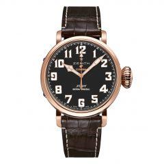 18.2430.679/27.C721   Zenith Pilot Type 20 Cohiba Edition 45 mm watch.
