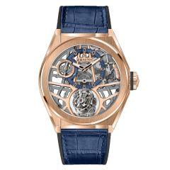 18.9000.8812/79.R584 | Zenith Defy Zero G 44 mm watch. Buy Online