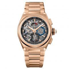 18.9000.9004/71.M9000   Zenith Defy El Primero 21 44 mm watch. Buy Now