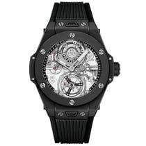 419.CI.0170.RX   Hublot Big Bang Tourbillon Automatic Black Magic 45 mm watch   Buy now