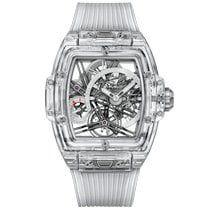 645.JX.5120.RT   Hublot Spirit of Big Bang Tourbillon Sapphire 42 mm watch   Buy Now