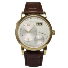 New A. Lange and Sohne 191.021 Lange 1 watch
