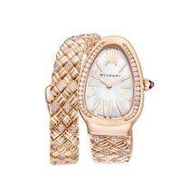 103250   BVLGARI Serpenti Spiga 35 mm watch   Buy Now