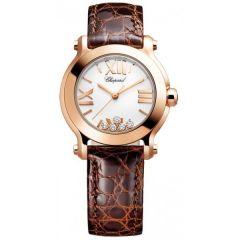 274189-5010   Chopard Happy Sport Round Quartz 30 mm watch. Buy Now