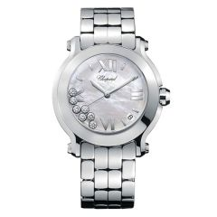 278477-3002   Chopard Happy Sport Quartz 36mm watch. Buy Online