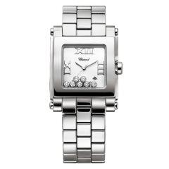 278496-3001   Chopard Happy Sport Square Quartz Medium Ladies 30 x 27mm watch. Buy Online