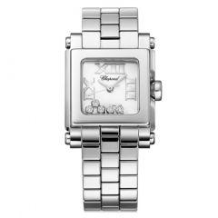 278516-3002   Chopard Happy Sport Square Quartz Small 27 x 27 mm watch. Buy Online