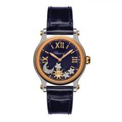 278573-6027   Chopard Happy Sport 36mm watch. Buy Online