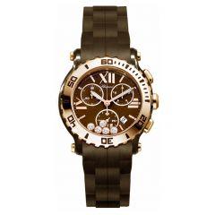 288515-9003   Chopard Happy Sport Chronograph Quartz 42 mm watch. Buy Online
