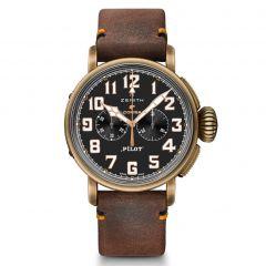 29.2432.4069/27.C794 | Zenith Pilot Type 20 Chronograph Cohiba Edition