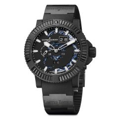333-92B2-3C/923 | Ulysse Nardin Marine Perpetual Calendar 38.5 mm watch.