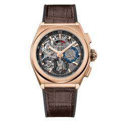 18.9000.9004/71.R585   Zenith Defy El Primero 21 44 mm watch. Buy Now.