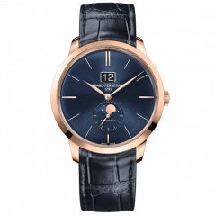 49556-52-1832BB4A | Girard-Perregaux 1966 Large Date and Moon Phases 40 mm watch | Buy Now