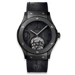 505.CM.0500.VR.BER17    Hublot Classic Fusion Tourbillon 45 mm watch