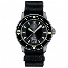 5050-12B30-NABA   Blancpain Fifty Fathoms Automatique Grande Date