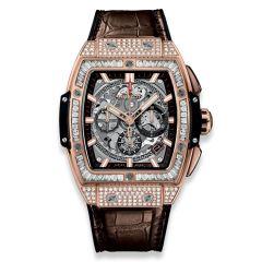 641.OX.0183.LR.0904   Hublot Spirit Of Big Bang King Gold Jewellery