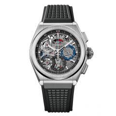 95.9000.9004/78.R782 | Zenith Defy El Primero 21 44 mm watch. Buy Now