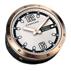 95020-0089 | Buy Chopard Monaco Historique Steel Table Clock