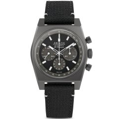 97.T384.4061/21.C822 | Zenith Chronomaster Revival Shadow 37 mm watch | Buy Now