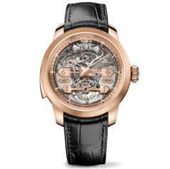 99820-52-000-BA6A   Minute Repeater Tourbillon with Gold Bridges watch. Buy Online
