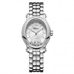 278602-3002 | Chopard Happy Sport Oval 31.31 x 296 mm watch. Buy Online