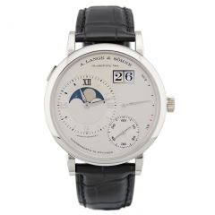 A. Lange and Sohne 139.025G Grand Lange 1 Moon Phase New Authentic watch