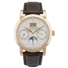 330.032 | A. Lange & Sohne Saxonia Annual Calendar English Dial watch. Buy Online