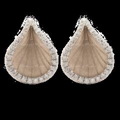 GOR2226   Annamaria Cammilli Goccia Natural Diamonds Earrings