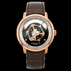 1HVAR.M01A.C120A Arnold & Son Golden Wheel watch