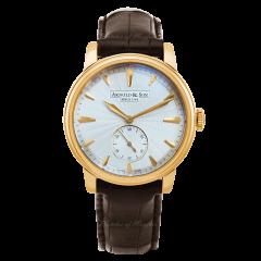 1LCAP.S10A.C110A Arnold & Son HMS1 Guilloche watch