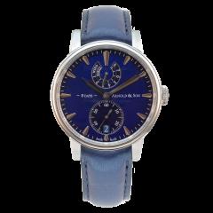 1EDAS.U01A.D136A Arnold & Son Eight-Day Royal Navy watch