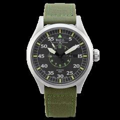 NM1080C-N5J-GY   Ball Engineer Master II Aviator 46 mm watch   Buy Now
