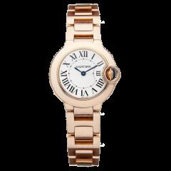 W69002Z2 | Cartier Ballon Bleu 28.6 mm watch. Buy Now