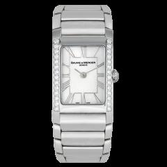 8748 | Baume & Mercier Hampton Classic 34 x 22 mm watch | Buy Online