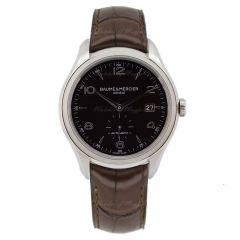 10053 | Baume & Mercier Clifton Steel 41mm Watch
