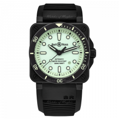 BR0392-D-C5-CE/SRB | Bell & Ross Br 03-92 Diver Full Lum 42 mm watch. Buy Online