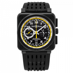 Bell & Ross BR 03-94 R.S.20 Chronograph 42 mm BR0394-RS20/SRB