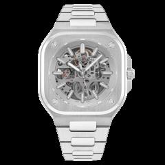 BR05A-GR-SK-ST/SST | Bell & Ross Br 05 Skeleton Limited Edition 40 mm watch. Buy Online