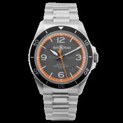 BRV292-ORA-ST/SST | Bell & Ross Br V2-92 Garde-Cotes 41 mm watch | Buy Now